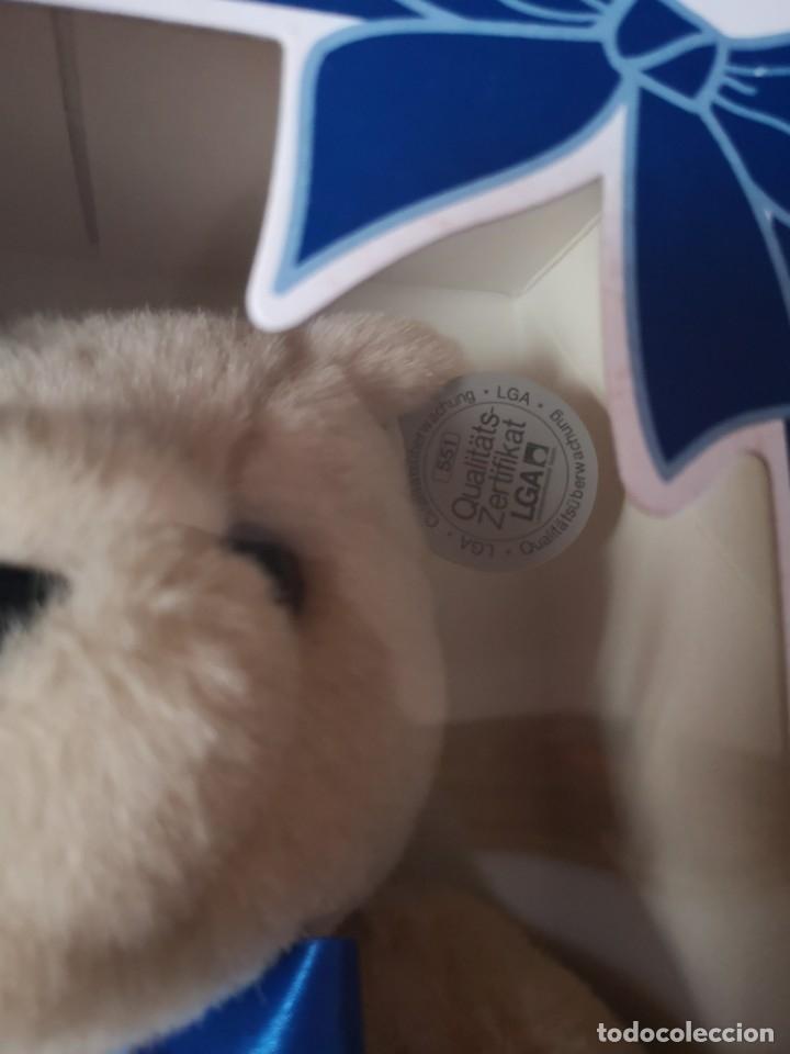 Juguetes Antiguos: Oso de peluche de colección ALTHANS CLUB, MIKI. Con certificado de autenticidad, nuevo en caja. - Foto 6 - 173571575