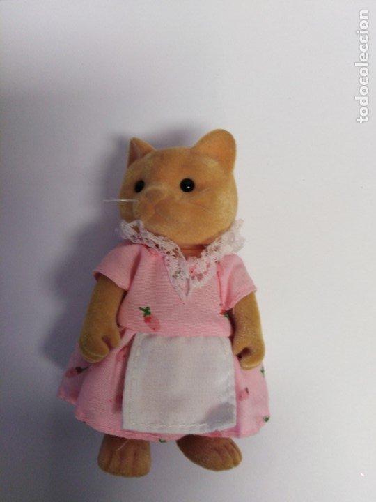 Juguetes Antiguos: Familia gatos Sylvania - Foto 2 - 176447214