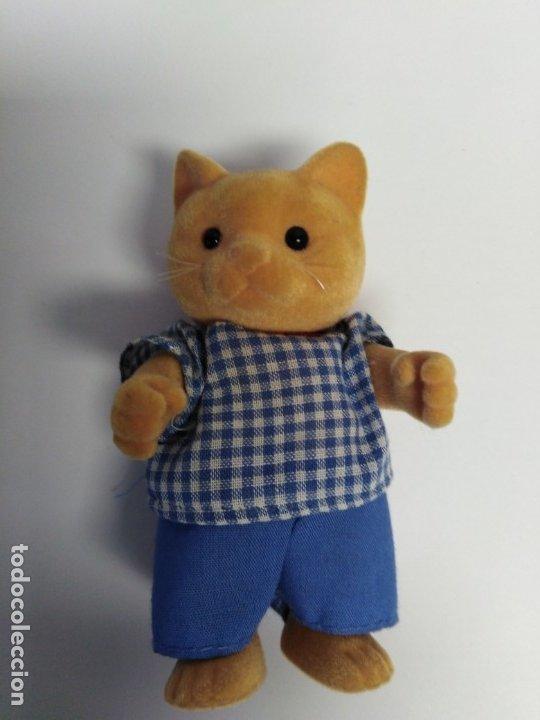 Juguetes Antiguos: Familia gatos Sylvania - Foto 3 - 176447214