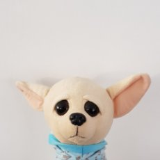 Juguetes Antiguos: PELUCHE PERRITO CHIHUAHUA PELUCHE PLAY BY PLAY PERRO. Lote 177712618