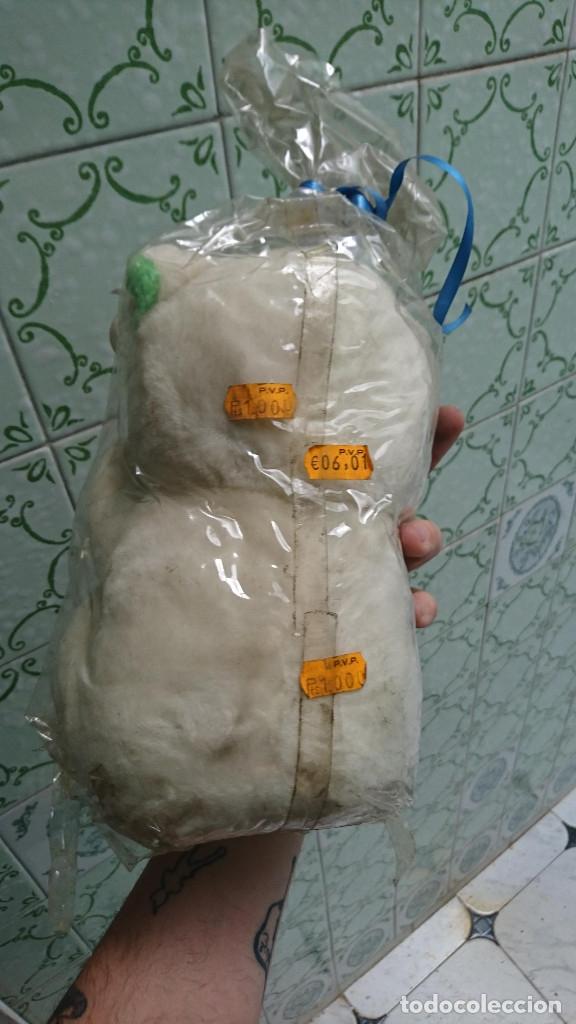 Juguetes Antiguos: antiguo muñeco osito de peluche oso orginal jugueteria años 80 nuevo sin uso marca ATOSA - Foto 3 - 178370035