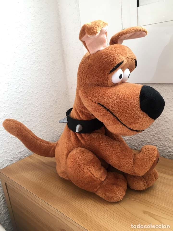 Juguetes Antiguos: Scooby Doo musical - Peluche - Foto 2 - 178710762