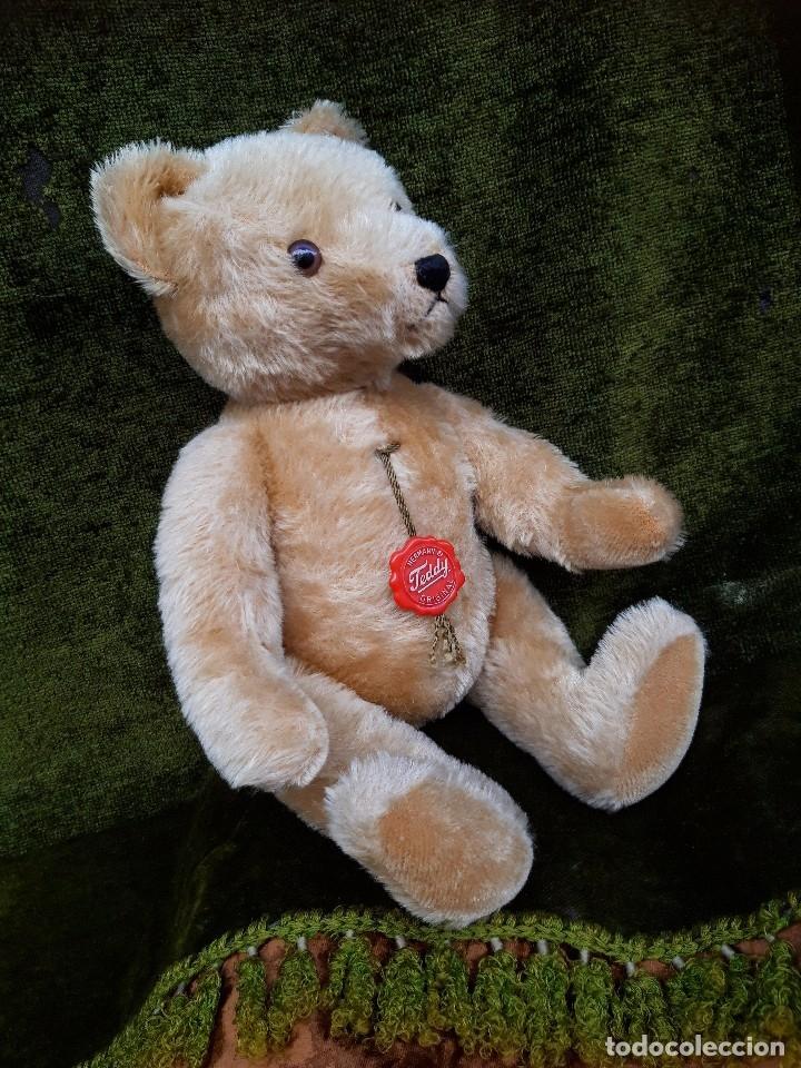 Juguetes Antiguos: Oso Teddy aleman. - Foto 3 - 180416488