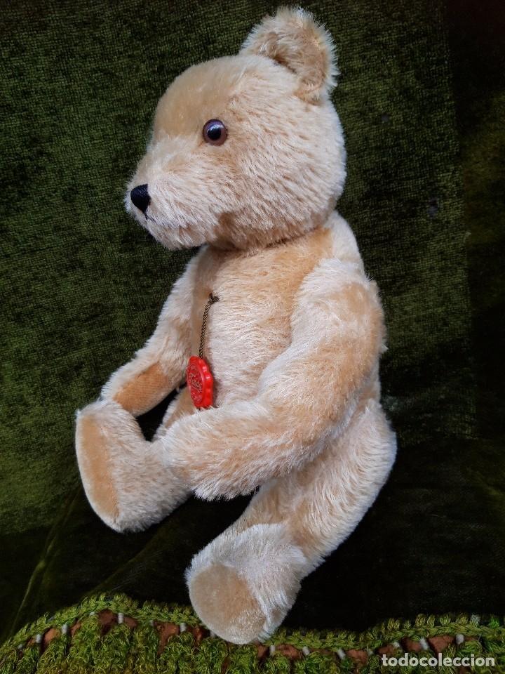 Juguetes Antiguos: Oso Teddy aleman. - Foto 4 - 180416488