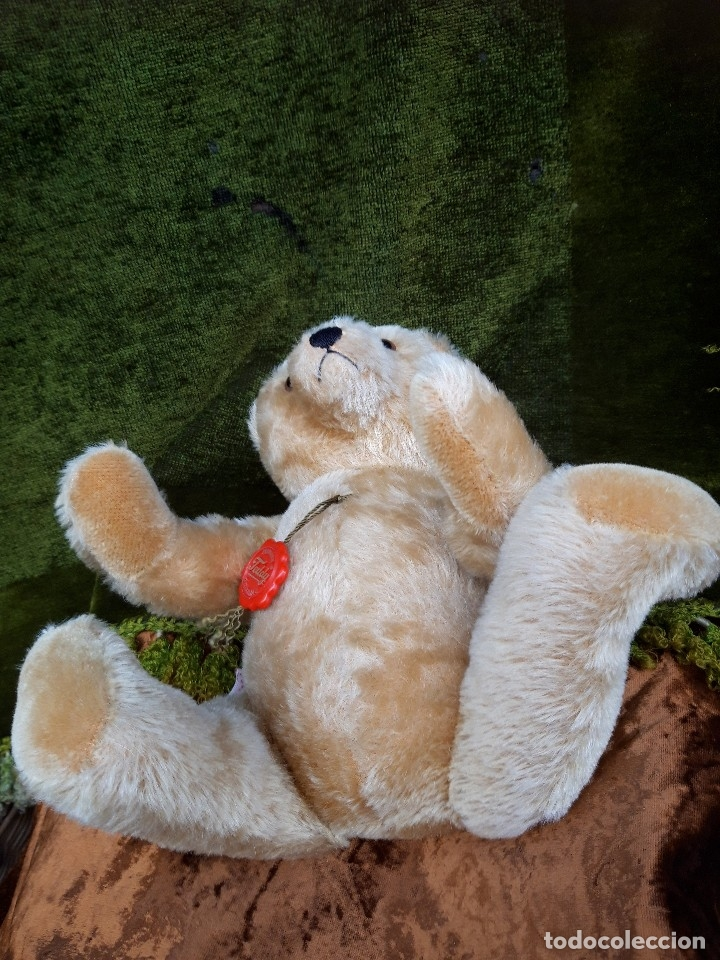 Juguetes Antiguos: Oso Teddy aleman. - Foto 14 - 180416488