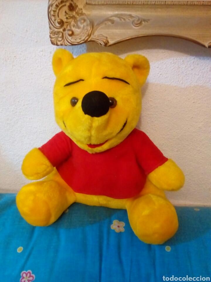 peluche grande vintage winnie the pooh made in - Acquista Orsetti