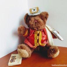 Juguetes Antiguos: PELUCHE OSO BOMBERO TEDDY BEAR COLLECTION.. Lote 182801171