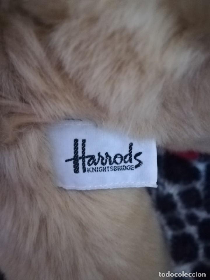 Juguetes Antiguos: PELUCHE OSO HARRODS LONDRES GRANDE - Foto 6 - 186405210