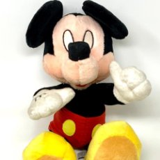 Juguetes Antiguos: MICKEY MOUSE DE PELUCHE. Lote 186406437