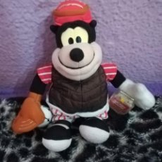 Juguetes Antiguos: PELUCHE PETE MICKEY MOUSE. Lote 99950723