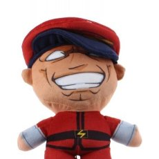 Juguetes Antiguos: PELUCHE - STREET FIGHTER- M BISON. Lote 188724618