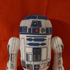 Juguetes Antiguos: PELUCHE STAR WARS R2D2. Lote 190627435
