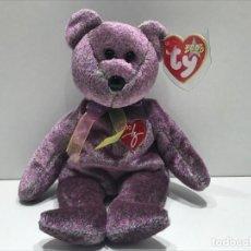 Juguetes Antiguos: BEANIE ORIGINAL BABY - MARCA TY - 2000 SIGNATURE BEAR. Lote 193962658