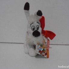 Brinquedos Antigos: PELUCHE PERRO IDEFIX OBELIX, ORIGINAL PARQUE ASTERIX FRANCIA. Lote 194143773