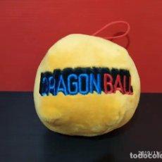 Juguetes Antiguos: PELUCHE EN FORMA DE BOLA DE DRAGON BALL DRAGONBALL BOLA DE DRAGON DE CUATRO ESTRELLAS. Lote 194280593