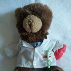 Juguetes Antiguos: OSO THE TEDDY BEAR COLLECTION, DR. BEAR. Lote 194466403
