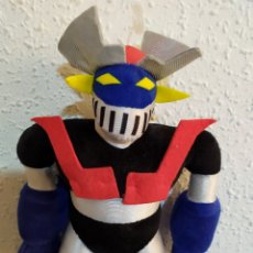 Juguetes Antiguos: PELUCHE MAZINGER Z INFINITY PLAY BY PLAY. Lote 194997736