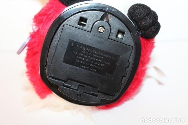 Juguetes Antiguos: FURBY TIGER ELECTRONIC EDICIÓN LIMITADA NAVIDAD - AÑO 2000 - FUNCIONA - Foto 5 - 195308698