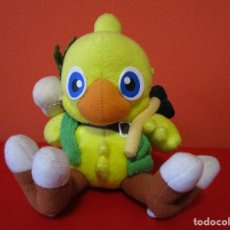 Juguetes Antiguos: CHOCOBO MYSTERIOUS DUNGEON FINAL FANTASY PELUCHE ORIGINAL RARE PLAYSTATION. Lote 195587145