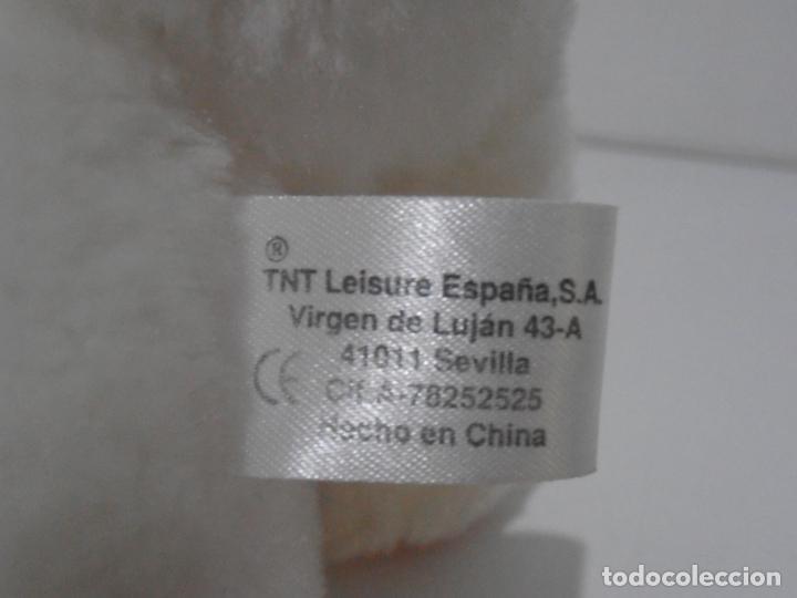 Juguetes Antiguos: PELUCHE OFICIAL CURRO, MASCOTA DE LA EXPO DE SEVILLA 92, TNT LELSURE ESPAÑA - Foto 4 - 237635020