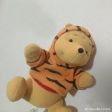 Jouets Anciens: WINNIE POOH POH DISFRAZ TIGRE TIGER MOVIE PELICULA DISNEY MCDONALDS HAPPY MEAL PELUCHE OSITO BEAR. Lote 175120404