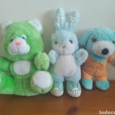 Juguetes Antiguos: PELUCHES. Lote 206255665