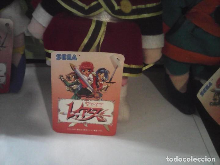 Juguetes Antiguos: muñecos sega clamp magic knight rayearth guerreras magicas 1995 lote - Foto 4 - 208721307