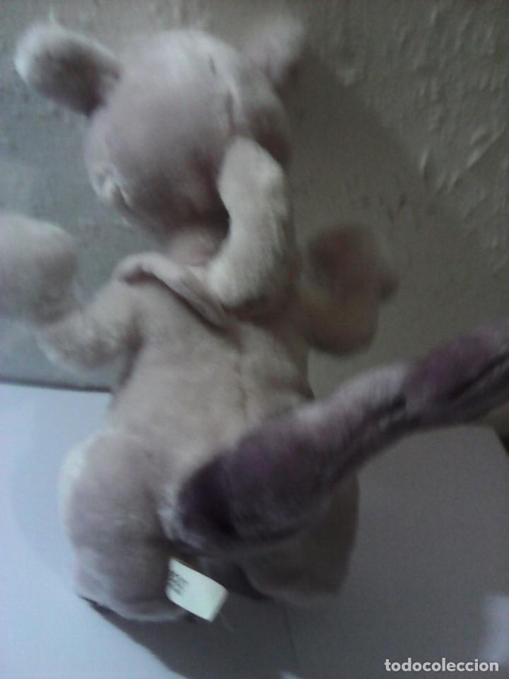 Juguetes Antiguos: pokemon peluche mewtwo - Foto 2 - 208889148