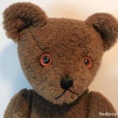 Juguetes Antiguos: OSO DE PELUCHE ANTIGUO - TEDDY BEAR - OSITO. Lote 210648317