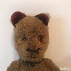 Juguetes Antiguos: PEQUEÑO OSO DE PELUCHE ANTIGUO - TEDDY BEAR - OSITO 5. Lote 210844975