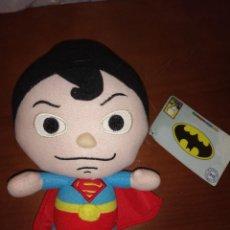 Juguetes Antiguos: PELUCHE DE COLECCIÓN DC SUPER HEROES. Lote 211576865