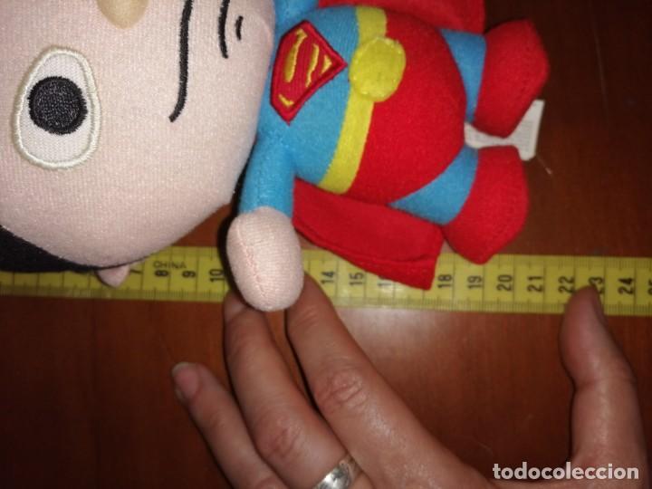 Juguetes Antiguos: Peluche de colección DC super heroes - Foto 7 - 211576865