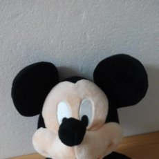 Juguetes Antiguos: PELUCHE DE MICKEY MOUSE 40 CMTRS. Lote 212057758