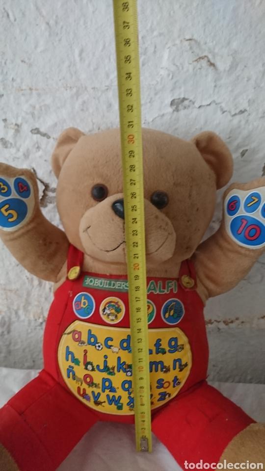 Juguetes Antiguos: Original muñeco osito, inteligente, iqbuilders alfi, ver - Foto 9 - 215407790