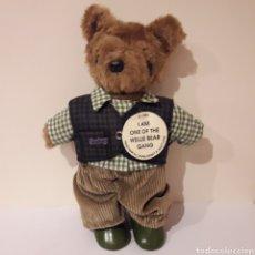 Juguetes Antiguos: 1985.OSITO ESCOCÉS. TEDDY BEAR. LAURA GRANT.. Lote 215963258