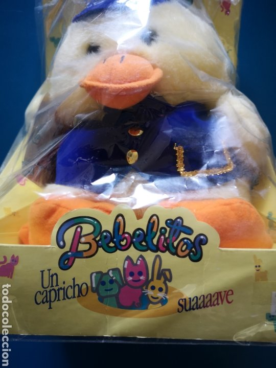 Juguetes Antiguos: Bebelitos peluche a estrenar - Foto 3 - 216427296