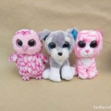 Juguetes Antiguos: PELUCHES MARCA TY. Lote 217275950