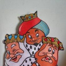 Brinquedos Antigos: COJÍN REYES MAGOS (41 CM).BIAR 80S.NUEVO.. Lote 218232576