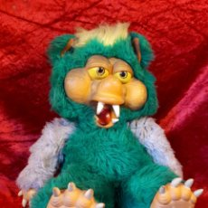 Brinquedos Antigos: MUÑECO PELUCHE, LOS TEMBLORS DE LA CASA VIR. FABRICADO EN ESPAÑA. AÑOS 80.. Lote 220945037
