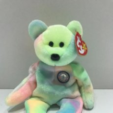 Giocattoli Antichi: PELUCHE BEANIE ORIGINAL BABY TY - B.B BEAR - 1999. Lote 224255266