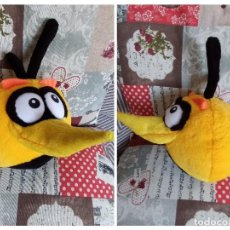 Juguetes Antiguos: PELUCHE ANGRY BIRDS, MARCA ROVIO BUBBLE NUEVO PELUCHE ANGRY BIRDS, MARCA ROVIO. Lote 228463775