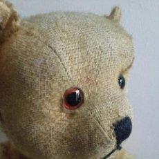 Juguetes Antiguos: VINTAGE CHILTERN TEDDY BEAR OSO PELUCHE MOHAIR 1950 INGLATERRA. Lote 228947735