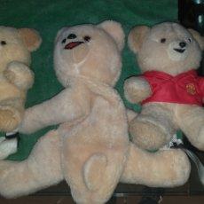 Brinquedos Antigos: LOTE MIMOSIN PELUCHE HUCHA Y MOCHILA. Lote 231258680