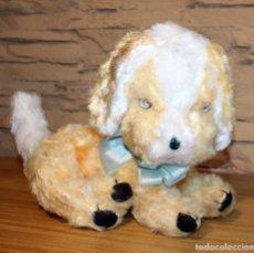 Brinquedos Antigos: ANTIGUO PERRO DE PELUCHE - NUEVO A ESTRENAR - AÑOS 70 / 80 - PERRITO. Lote 234684560