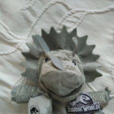 Brinquedos Antigos: MARIONETA DINOSAURIO TRICERATOPS JURASSIC WORLD. Lote 238627495