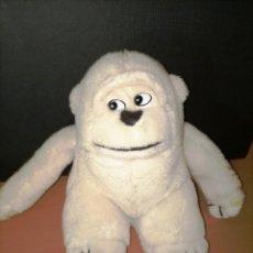 Brinquedos Antigos: PELUCHE GORILA BLANCO 20 CM. Lote 240994350
