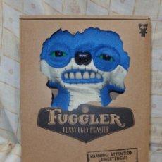 Juguetes Antiguos: FUGGLER,DE COLOR AZUL,CAJA ORIGINAL,A ESTRENAR. Lote 244690480
