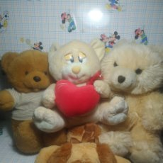 Juguetes Antiguos: PELUCHES. Lote 245082585