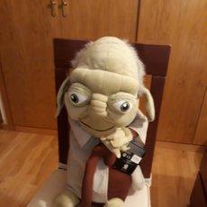 Brinquedos Antigos: STAR WARS - YODA - PELUCHE. Lote 247524285