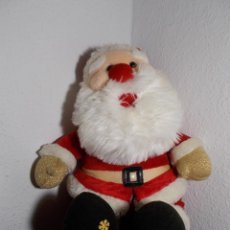 Juguetes Antiguos: PAPA NOEL MERRY CHRISTMAS 2006 TESCO UK ALTURA MAX. 40 CM. Lote 253584925
